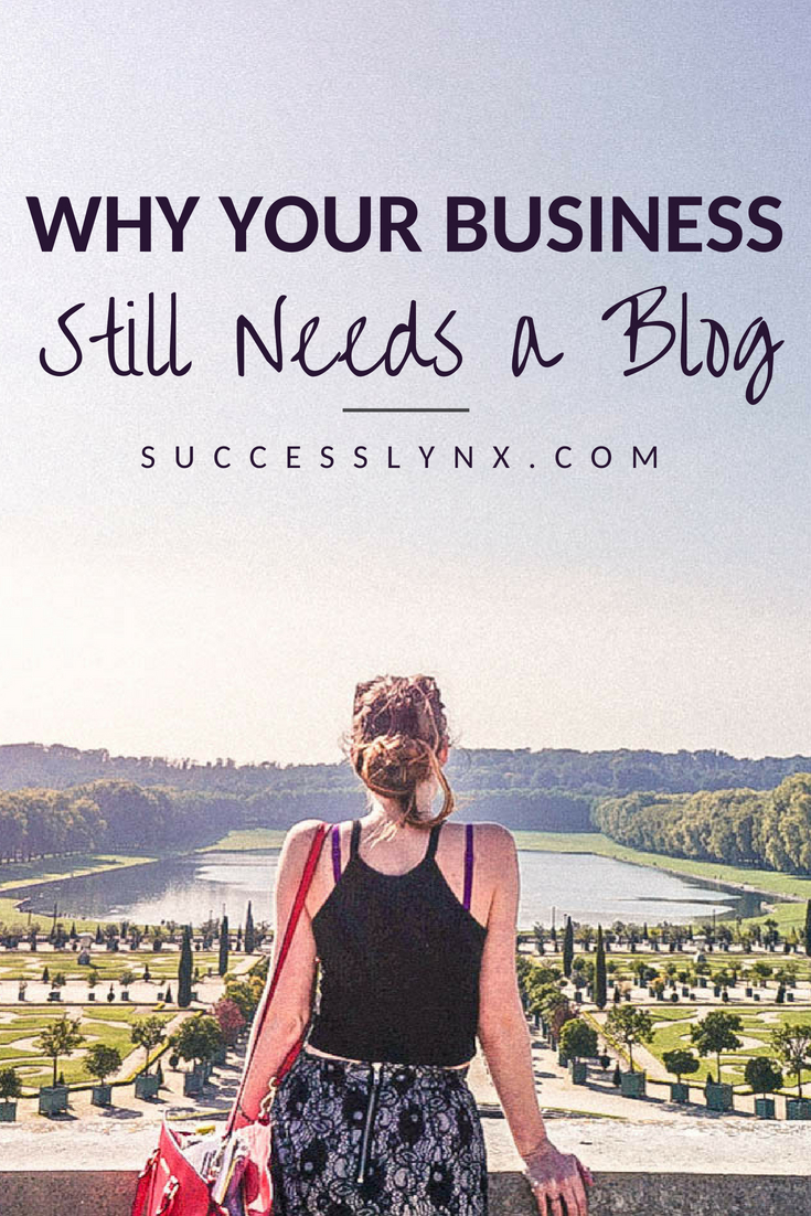 Blogging Isn't Dead: Why Your Business Still Needs A Blog in 2018