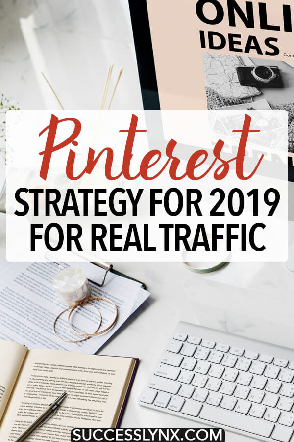 Looking for your new Pinterest strategy for 2019? Tips for getting real traffic from Pinterest using your Pinterest analytics data! #pinterest #blogger #business #blogging #travelblogging