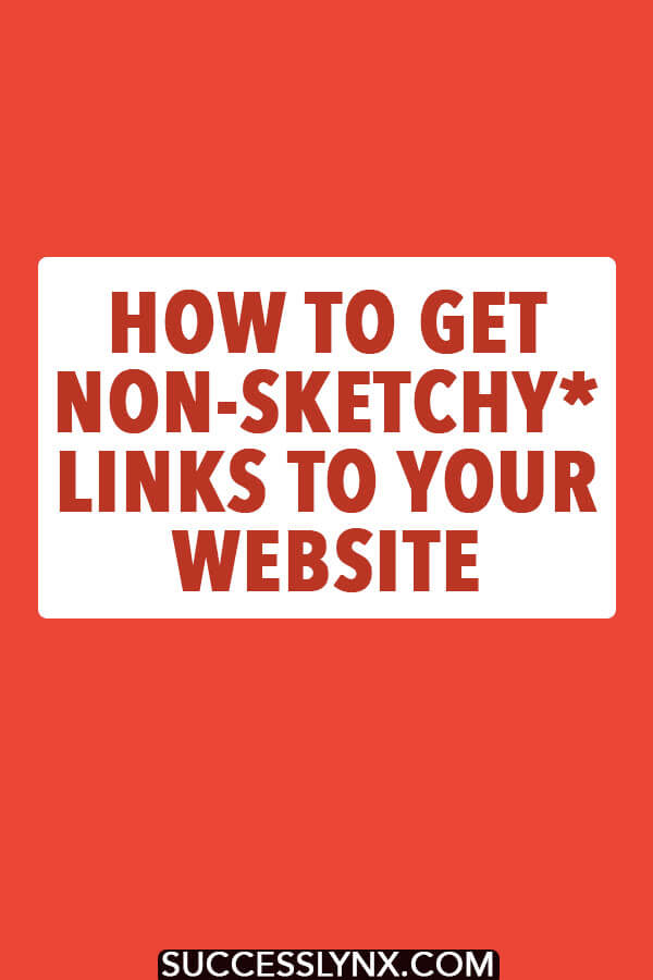 How to get non-sketchy links to your website using HARO!